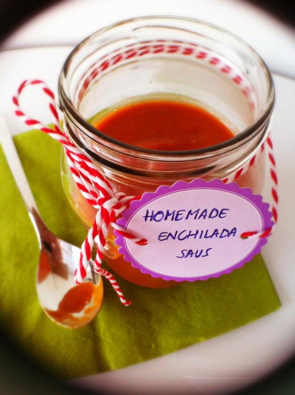 Enchiladasaus