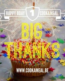 Happy Birthday Cookameal