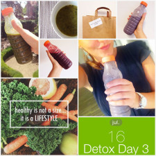 Detox day 3