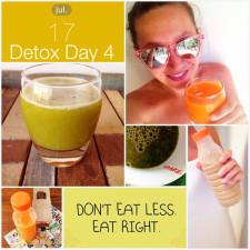 Detox day 4