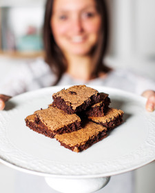 Gezonde(re) brownie