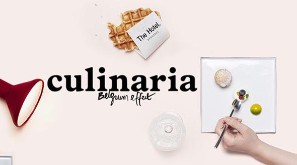 "Culinaria 2015: ""The Belgium effect"""