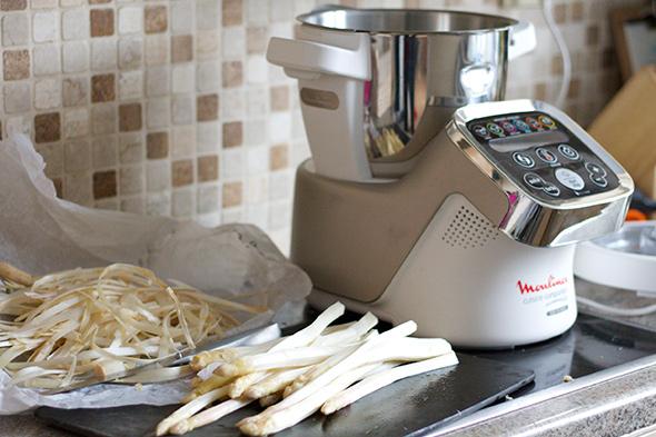 Testameal: Moulinex cuisine companion