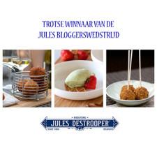 Jules Foodbloggerswedstrijd