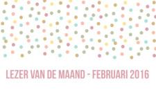 Lezer van de maand: Februari