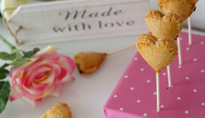 Sweetie pie pops