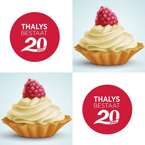 Thalys cake contest