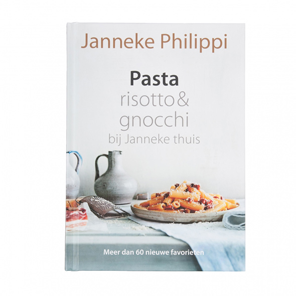 Pasta, risotto & gnocchi – bij Janneke thuis