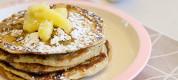 ananas pancakes