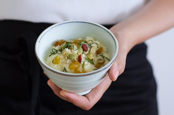 Saykouk – couscous met karnemelk