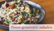 Feest-gourmet: Salades