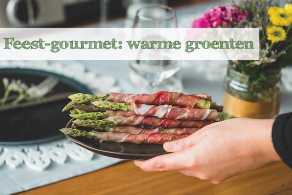 Feest-gourmet: Warme groenten