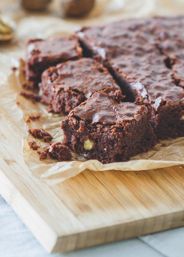 Onweerstaanbare brownies