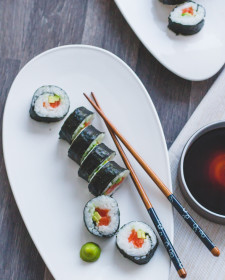 Sushi maken doe je zo