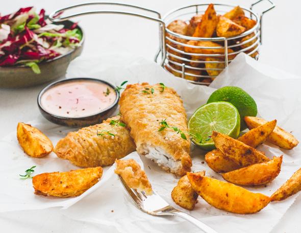 Vrijdag visdag: Fish&Chips