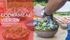 Cookameal vier-en met vrienden