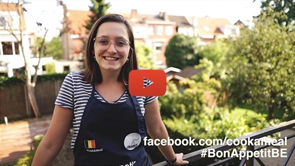 Cookameal in Paris #bonappetitbe