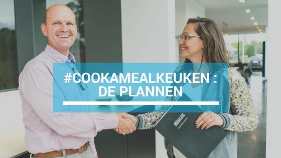 #cookamealkeuken: de plannen