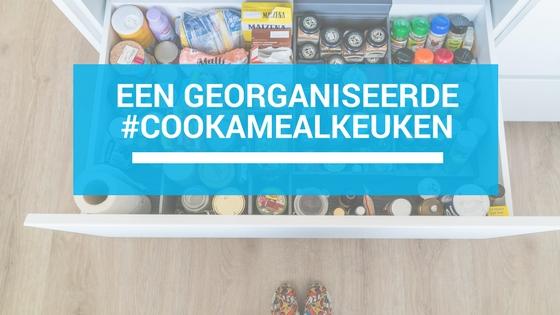 Een georganiseerde keuken, hoe begin je er aan?