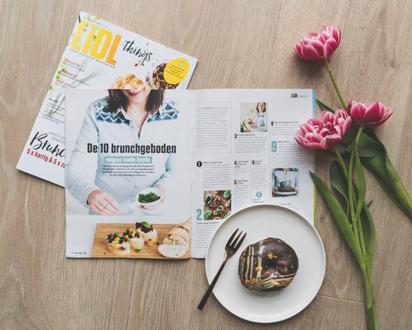 Cookameal in het Lidl paasmagazine!